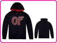 Free Shipping Online Stock Brand Hip Hop Skateboard Odd Future Autumn Winter Men and Women Design Hoodies Sweatshirt Pullovers