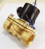 """24V DC 1"""" Electric Solenoid Valve Water Air N/C"""