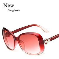 Wholesale 2015 Trendy Colorful Cheap Sports Sunglasses New Women Ladys Leisure Eyewear Free shipping