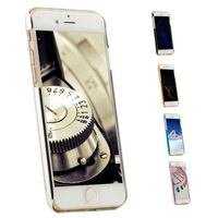 Cute Angel Hard Chromed Luxury Cover Cases Skin Protector For IPhone 6 Dropshipping