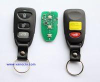 KIA Cerato car 4 button (3+1) remote key 315mhz