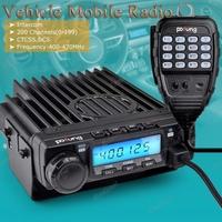 Pofung BF-9500 Car Radio VHF 400-470MHz 200CH CTCSS DCS 2Tone 5Tone Baofeng Mobile Two Way Radio CB Radio Car Vehicle P0018332