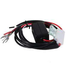 Car Led Daytime Running Light Relay Harness DRL Control ON/OFF Automatic 12V (China (Mainland))