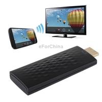2015 NEW!! Wireless HDMI Miracast DLNA Display Dongle Cortex A9 Single Core Smart TV Stick 2GB RAM + 32MB ROM Support WIFI