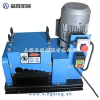 Multi-fonction Scrap Wire Stripping Machine KS-12F + Free Shipping by DHL/FedEx air express (door to door service)