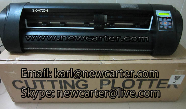Cutting Plotter With AAS 720 Vinyl Cutter With Bluetooth Printed Adhesive Label Cutting Machine Vinyl Sign Cutter Signmaking(China (Mainland))