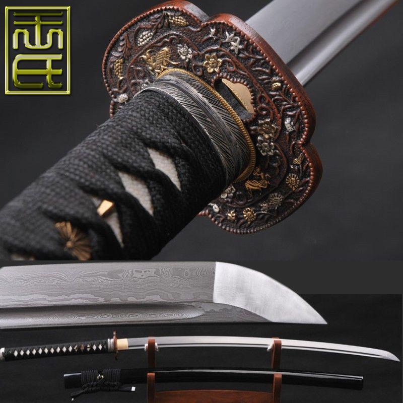 Real Sword Real Rayskin Samurai Sword