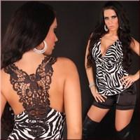 2015 summer Europe and United States Sleeveless fashion V-Neck ladies vest strap women tops clothing bottoming shirt HM92