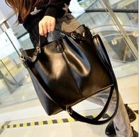 2015 women's leather handbag fashion women's shoulder bag handbag large bag  designer tote bag  messenger bag vintage   A70-803