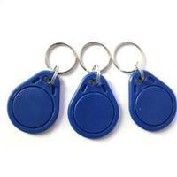 Reliable Good 5X RFID IC Key Tags Token NFC TAG Key Ring 13.56MHz