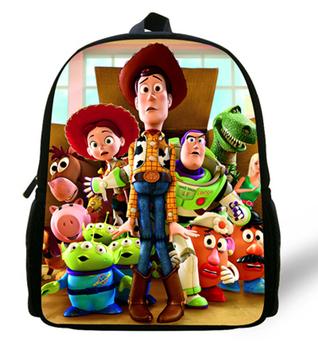 12-дюймовый Mochila школьники рюкзак история игрушек школьные сумки для мальчиков ...