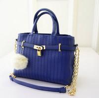 New arrived 2015  winter fashion Chain cool handbag women handbag shoulder bag