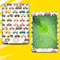 10/lots screen saver paste, cartoon dermatoglyph protective film ,For  ipad mini1 2 full screen saver side stick, free shipping