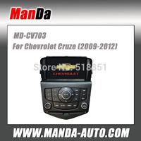 Manda car dvd gps for Chevrolet Cruze (2009 2010 2011 2012)factory audio in-dash dvd navigation auto parts