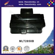 (CS-S2850A) compatible toner cartridge for SAMSUNG ML-2850A ML-2850ND ML-2851 ML-2851ND ML-2855ND ML2855ND bk 5k free FedEX