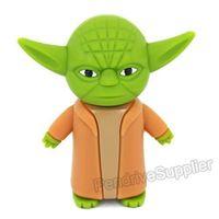 64GB pen drive Yoda USB flash drive, 64G thumb drive Star wars flash memory