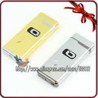 Dragonfly Windproof Jet Flame Cigar Cigarette Touch Induction Sensor Butane gas Lighter