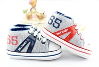 Free shipping 2015 High quality soccer baby shoes patchwork fashion casual sport toddler kids shoes[ pretty baby ]