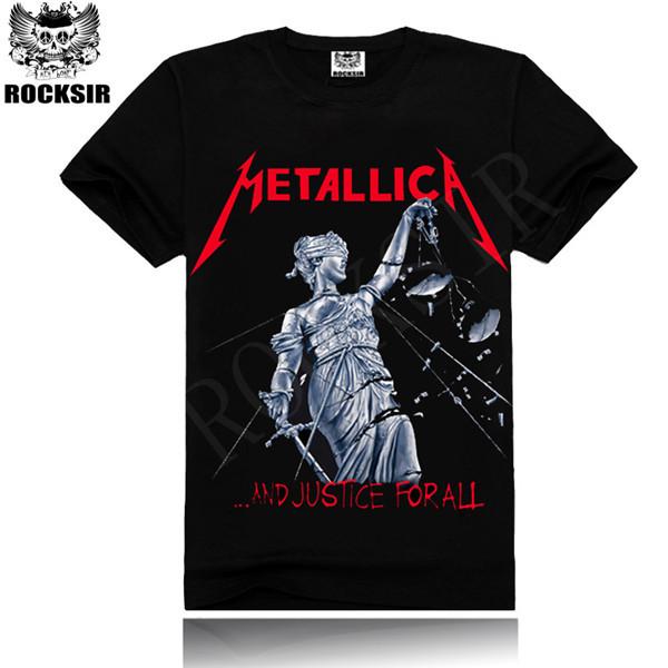 Iron maiden AC DC Metallica The Beatles Nirvana Guns N Roses Rock 3D Printed Men's Men T Shirt T-shirt Short Sleeve Tshirt(China (Mainland))
