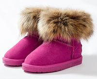 FreeShipping!Promotion-2014-Brand-new-children-snow-boots-waterproof-leather-boots-child-cotton-padded-shoes-kids-plus