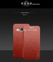 New-est 2Pcs/lot For Samsung G355H Leather Case  BEPAK Flip Case For Samsung G355H/G3556D/G3559 Case+Screen Protector+Retail Box