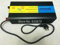 2000W/4000W(Peak) Pure Sine Wave Power Inverter DC 12V to AC 240V SOFT START UPS Charging