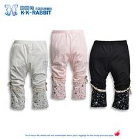 France kk rabbit children's legging wholesale girls leggings SL1240