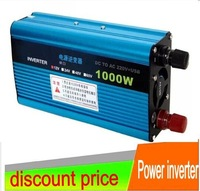 1000W Modified SINE WAVE INVERTER 12v  to 120V  car  inverter