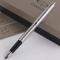 Cheap Wholesale Parker School Ke Zhuoer steel 18K gold pen pen clip pen Krakow, free shipping