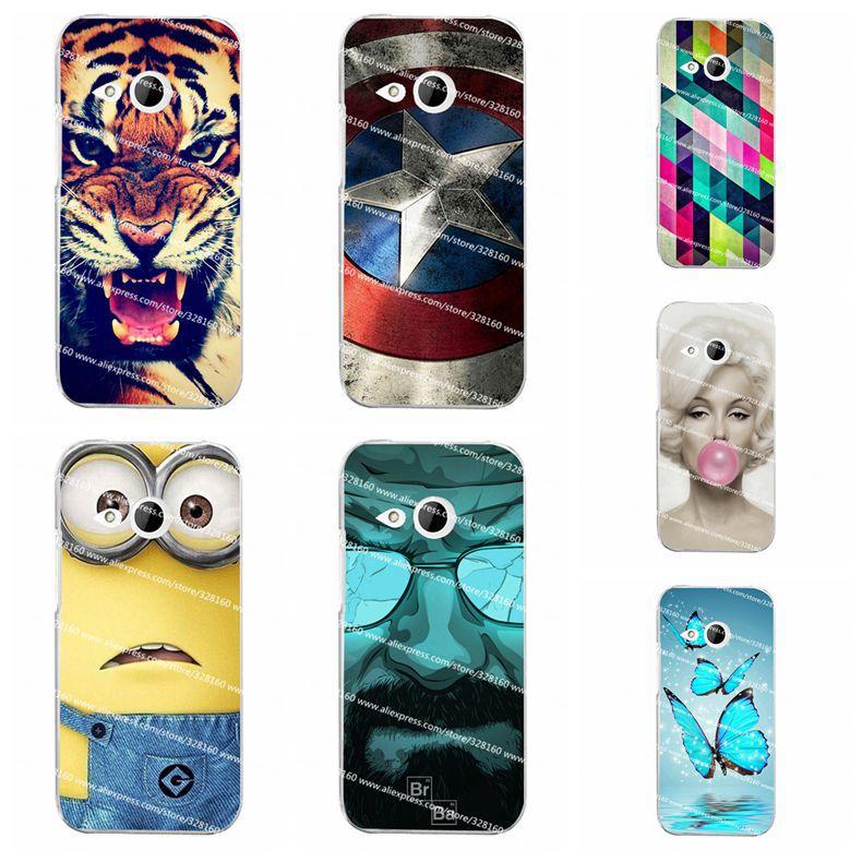 Чехол для для мобильных телефонов Oem 2015 HTC 2 /HTC 2 M8 mini + For HTC One 2 M8 mini htc one m8 16gb купить дешево
