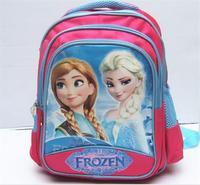Frozen Romance Children's Backpack school bag children schoolbags,Children to school backpack gift