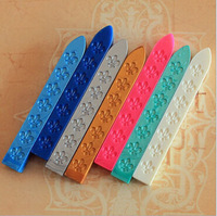 New Creative vintage Candy colour DIY Multifunction sealing wax/Deco funny work /  Wholesale