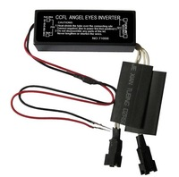2pcs/lot 12V Spare CCFL Inverter replacement for Angel Eyes Light Halo Ring CCFL Spare Ballast fits for car styling accessories