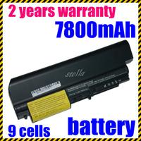 New laptop battery 42T5264 42T5229 41U3196 42t5263 42t5230 41U3197 42T5226 for Lenovo/IBM ThinkPad T400 T61 T61p