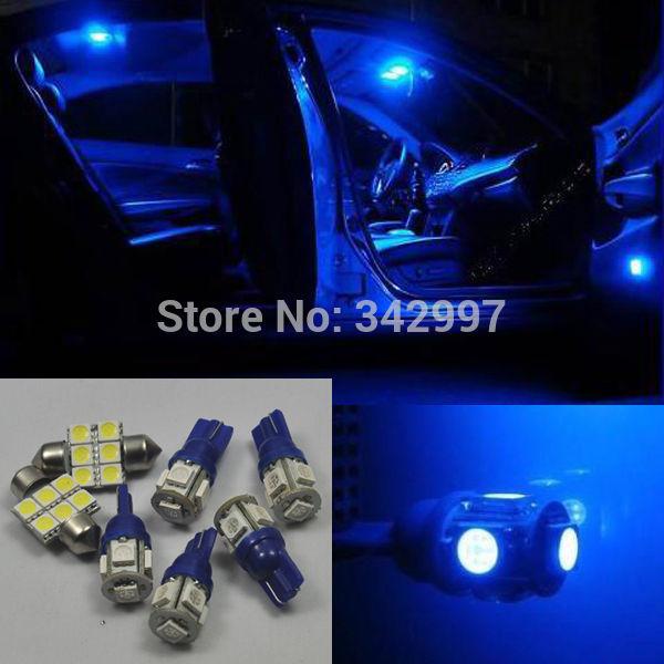 Лампа для чтения HOT 9pcs 8000K SMD LED & 2011 /honda cr/z лампа led