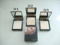 3pcs/lot UD professional makeup NK brand makeup FACE FOUNDATION HIGH LIGHT POWDER POUDRE LUMIERE