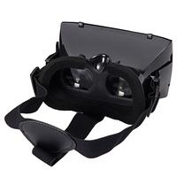 65 mm Focal Length Virtual Reality DIY 3D VR Glasses, Plastic Version 3D Video Glasses