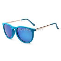 2015 New arrival 6 Colors Unisex Classic Design Men's 4171 Sunglasses Outdoor Cycling Eyewear Erika Sunglasses Mirror lens