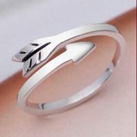 Cupid Arrow Rings for Men /Women Wedding Boy/Girls Valentine's Day Gift Fashion Romantic Korean Star Charm Jewelry Hot Sale Y080