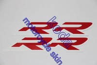 Freeshipping Sticker Decal for S1000RR HP4 Red-White-color