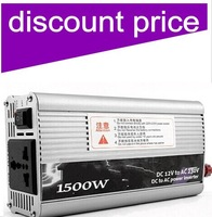 24V  to 220V 1500W  Auto Car Modified Sine Wave Power Inverter Converter Charger