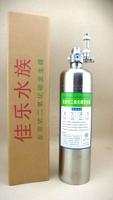 For professional jl jiale stainless steel bottle set self-restraint diy carbon co2 generator