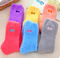 Free Shipping 14Pcs=7Pairs/Lot Thick cotton socks outdoor women thermal towel bottom foot wear calcetines hiking terry socks