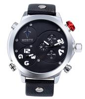 Wholesale Men's brand fashion designer   creative couple watch wholesale! Quartz watch 6005