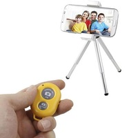 Wireless Bluetooth Selfie Camera Remote Control Shutter For Iphone Samsung #F