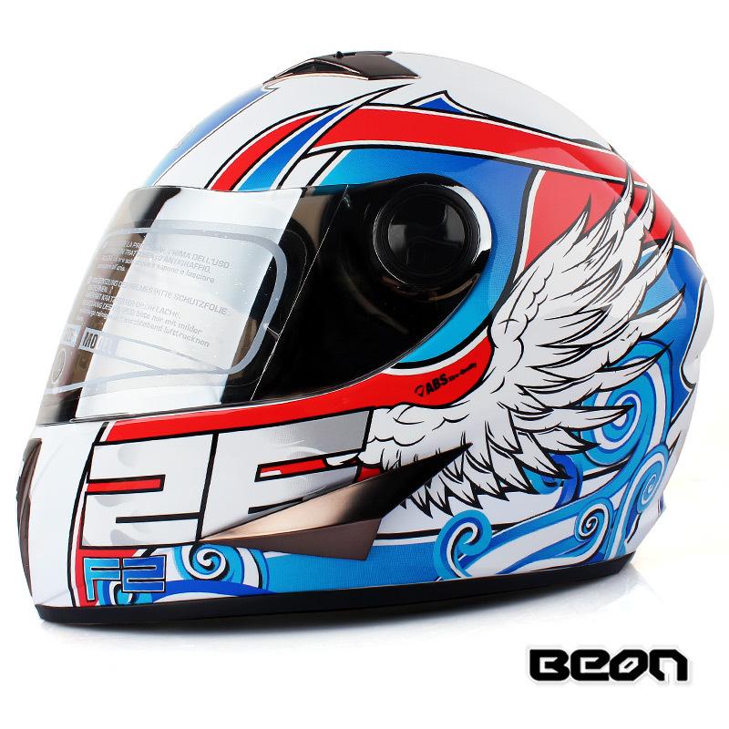 Superman Motorcycle Helmet Motorcycle Racing Helmet