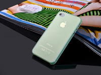 200pcs Free Shipping 0.3mm Ultra Thin Case cover for iPhone 4 4s Slim Matte Transparent 3.5 inch back cover for iphone 4s cases