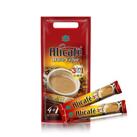 120g Alicafe coffee imported to West Tellus White Coffee 3 in 1