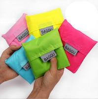 Folding  shopping bag Portable handheld environmental protection Pouch