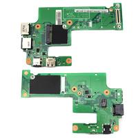 DC Power USB eSATA IO BOARD DG15 RJ45 for Dell Inspiron N5010 M5010 15R Dell 48.4HH02.011 DC Power USB eSATA IO BOARD DG15 RJ45